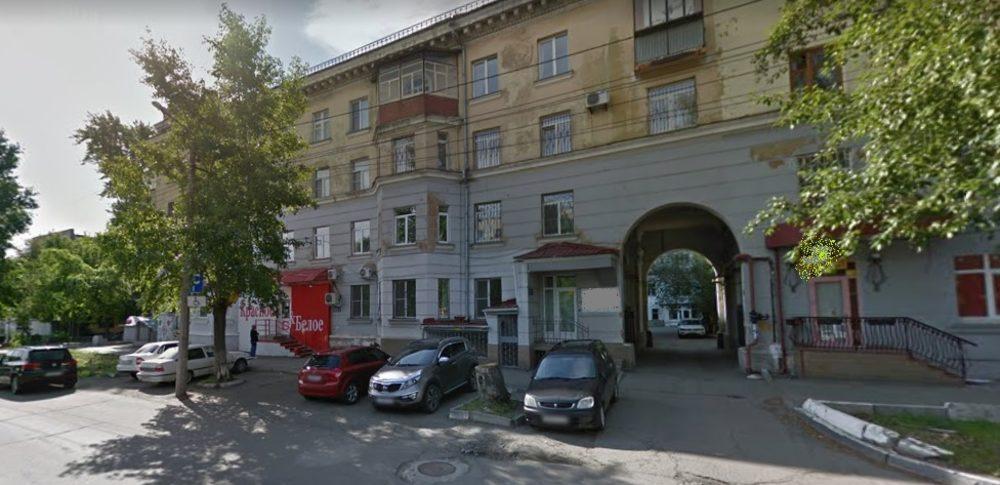 улица Евтеева 1