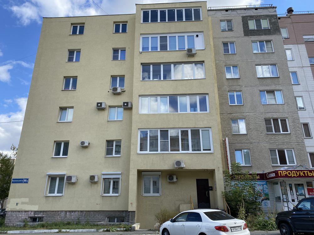 Комсомольский проспект 66В